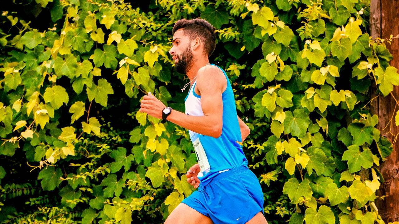 Rozciąganie po bieganiu