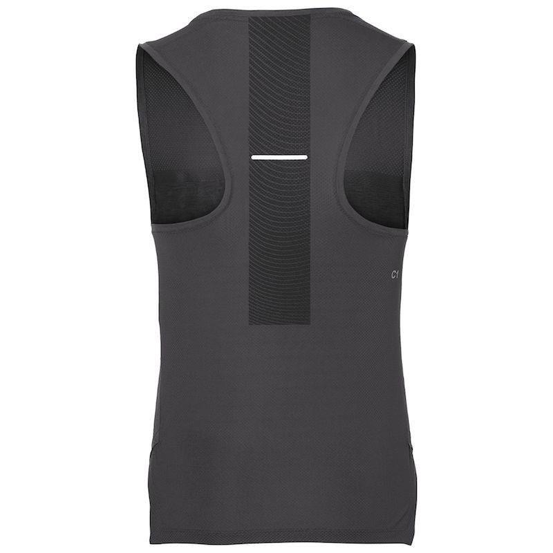 Asics Cool Singlet – męska koszulka bez rękawów do biegowa (czarny)