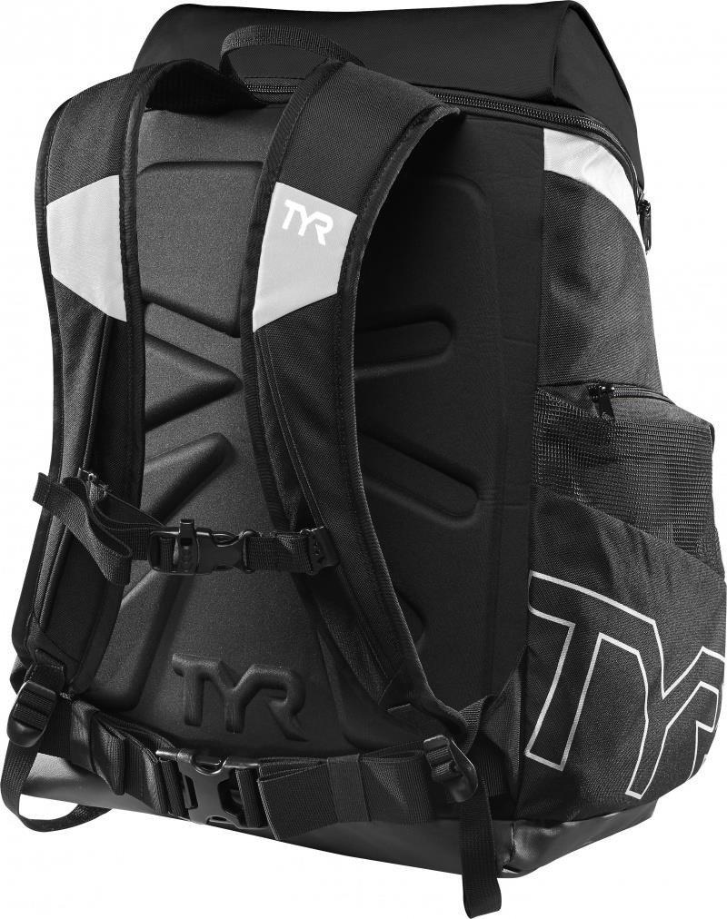 b489c044f6a9d0 Tyr Alliance Team Backpack 45L - plecak treningowy (czarno-biały ...