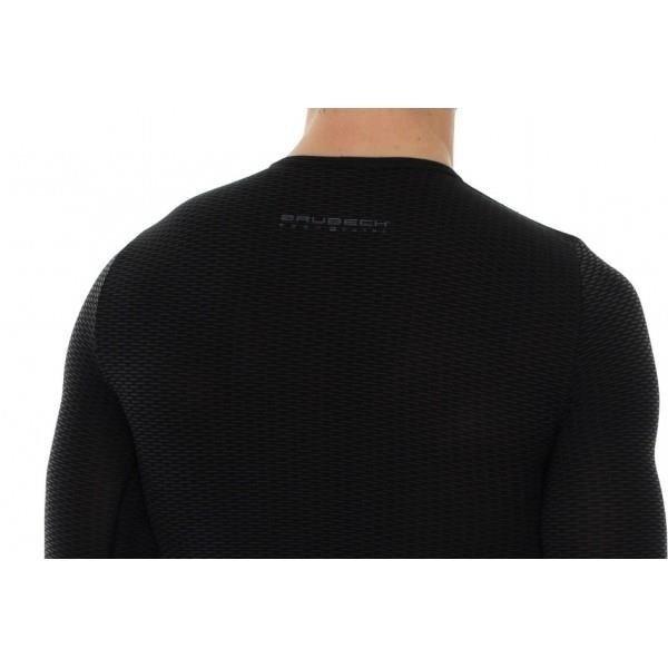 073f36416210b1 Brubeck LS10850 - koszulka termoaktywna base layer, unisex (grafitowy)