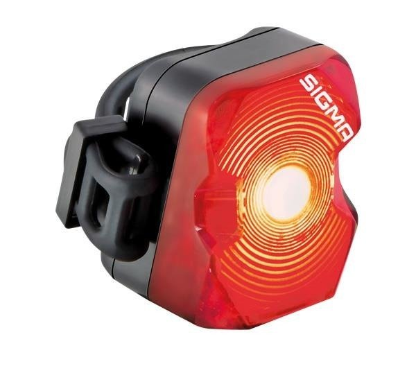 Sigma Buster 100 / Nugget Flush - zestaw lamp rowerowych