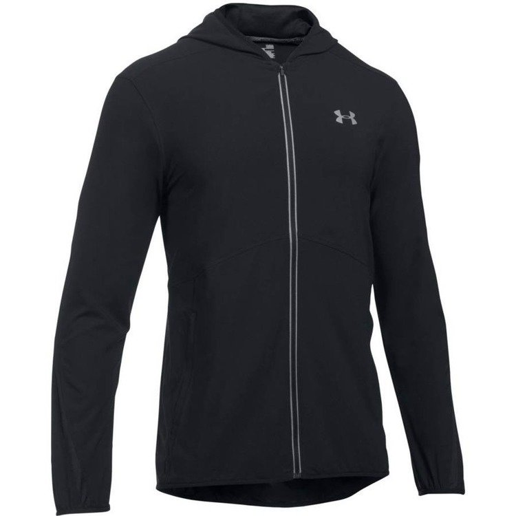 Under Armour Run True Sw Jacket - męska kurtka sportowa (czarny)